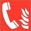 Pikt-o-Norm Pictogram telefoon brand