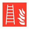 Pikt-o-Norm Pictogramme échelle d'incendie