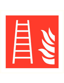 Pikt-o-Norm Pictogram fire ladder