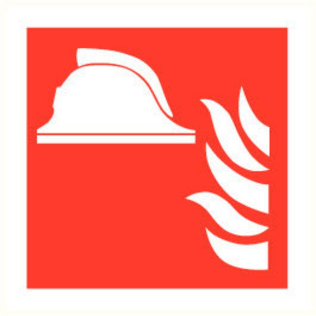 Pikt-o-Norm Pictogramme casque de pompier