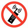 Pikt-o-Norm Pictogramme portable interdit
