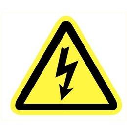 Pictogram danger electricity