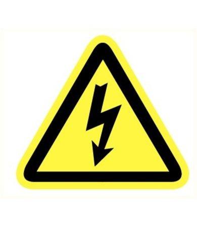 Pikt-o-Norm Pictogram danger electricity