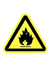 Pikt-o-Norm Pictogramme danger substances inflammable