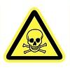 Pikt-o-Norm Pictogram danger toxic substance