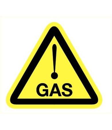 Pikt-o-Norm Pictogramme danger gaz
