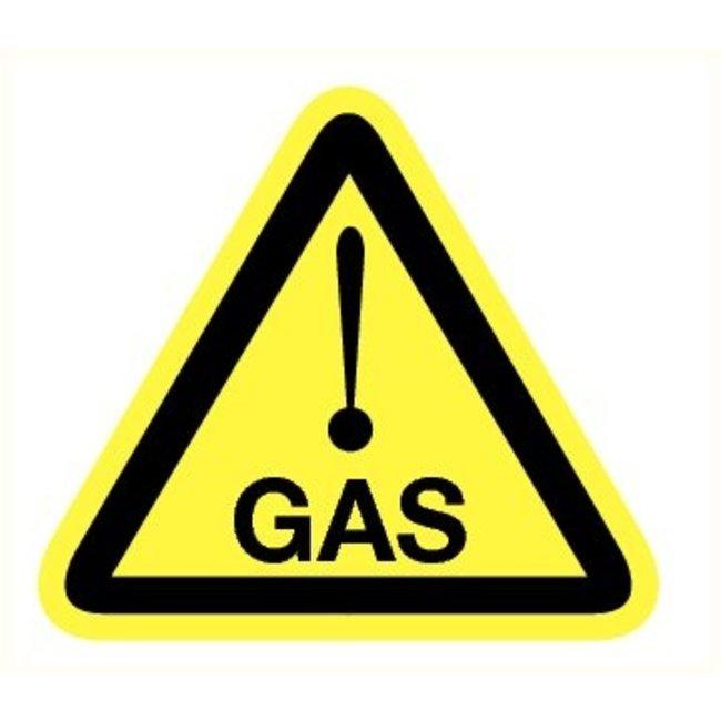 Pikt-o-Norm Pictogram danger gas