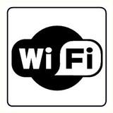 Pictogram aanwijzing Wifi