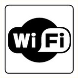 Pictogramme indication Wifi