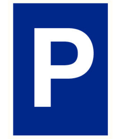 Pikt-o-Norm Pictogram indication parking
