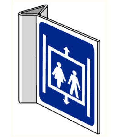 Pikt-o-Norm Pictogram indication elevator