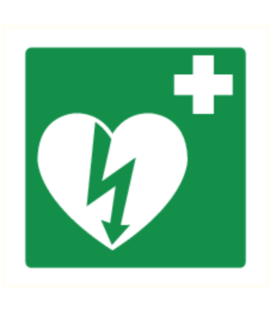 Pikt-o-Norm Pictogram AED