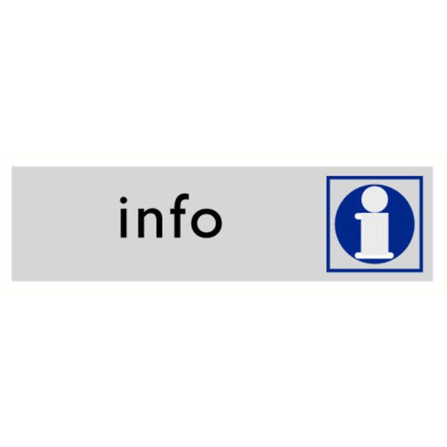 Pikt-o-Norm Pictogram tekst info