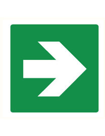 Pikt-o-Norm Pictogramme flèche vert