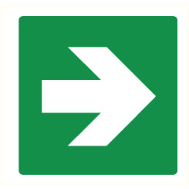 Pikt-o-Norm Pictogram arrow green