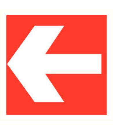 Pikt-o-Norm Pictogram arrow red
