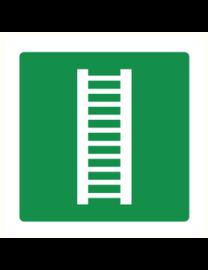 Pikt-o-Norm Pictogramme échelle d'évacuation