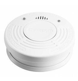 Alecto smoke detector with a lithium battery with a 10-year lifetime