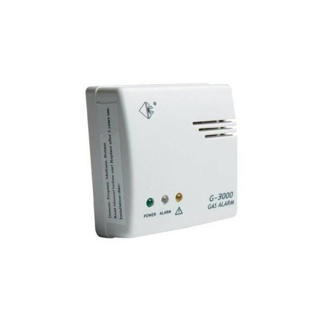 FITO FITO gasmelder 230V/ 12V met aanstekerplug