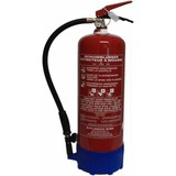 Foam-fat fire extinguisher frost-free 6l with BENOR-label (ABF)