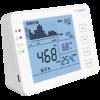 Econox Compteur de CO2 EnviSense avec capteur de température et d'humidité
