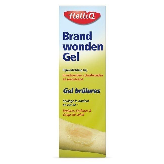 Utermohlen Gel Brûlure HeltiQ 118 ml