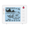 FireDiscounter Aircare CO2 meter with battery and temperature and humidity sensor