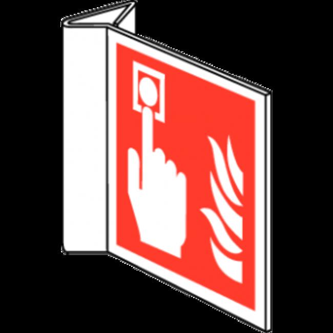 Pikt-o-Norm Pictogram brandmelder