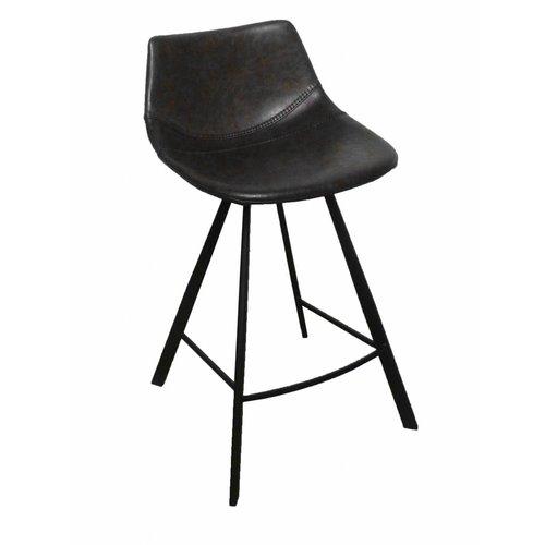ALICIA bar-counterstoel/ Beschikbaar in 3 kleuren