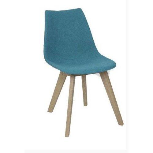 HAPY stoel/ houten onderstel/ STEL UW EIGEN STOEL SAMEN!
