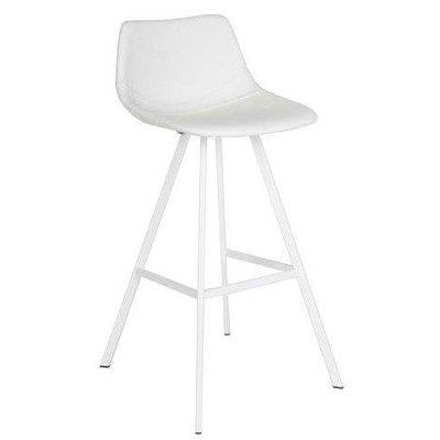 HAPY bar-counterstoel/ stalen onderstel/ STEL UW EIGEN STOEL SAMEN!