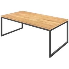 'Stockholm' industriële salontafel  zonder lengteprofiel