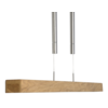 LED Hanglamp Leonora 121 cm -up en down- EIKEN of NOTELAAR