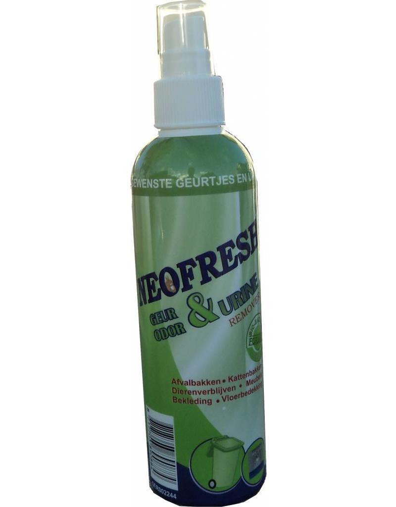 Neofresh Odor & Urine Remover sprayette 12X250ml