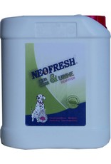 Neofresh Odor & Urine Remover Crt. 2 x 5 ltr Cannister