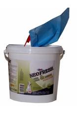 Neofresh Odor & Urine Remover Wipes BIG 2x100st