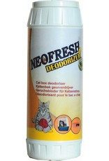Neofresh NO SMELL cat toilet STROOIZAND Doos a 6X750GR