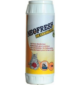 Neofresh NO SMELL cat toilet fragrance SAND 6X750GR