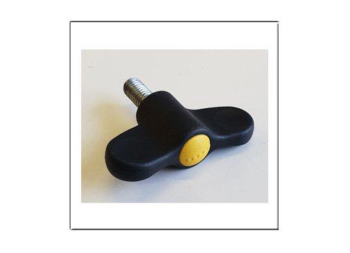 INCA Vleugelmoer tbv kinderzitsysteem M8x20mm