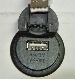 INCA USB poort voor zelfinbouw 3A
