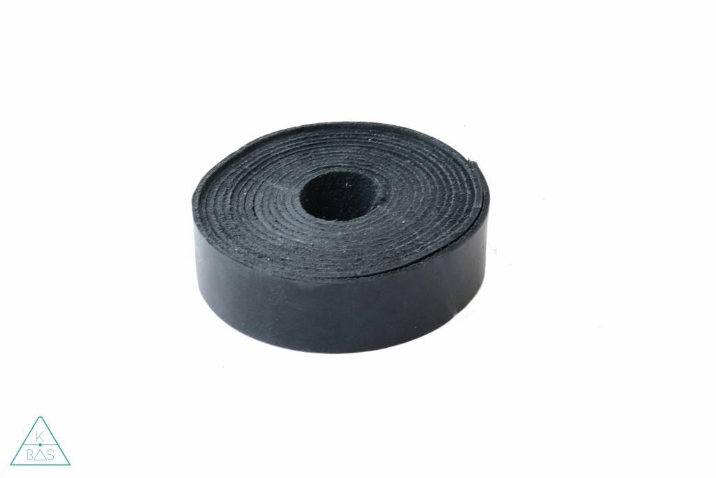 k-bas Volleren riem Zwart 28mm