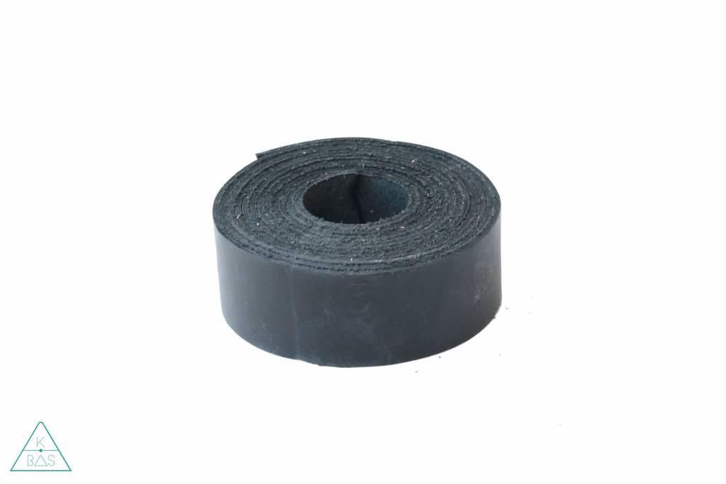 k-bas Volleren riem Zwart 38mm