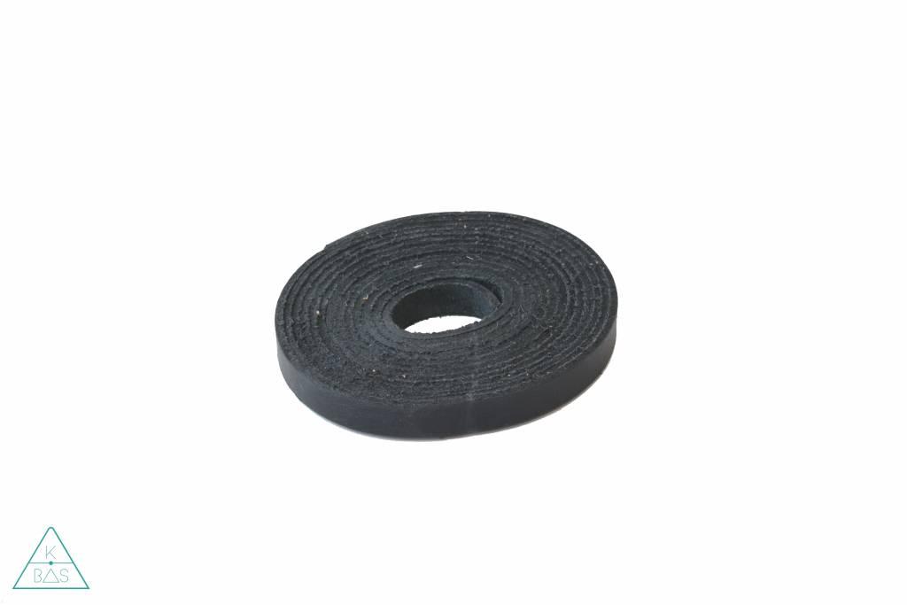 k-bas Volleren riem Zwart 10mm