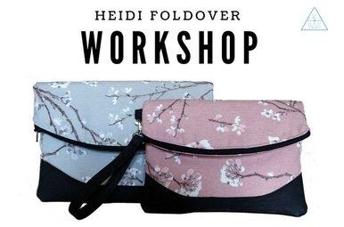 Workshop Heidi Foldover 1/9/2018