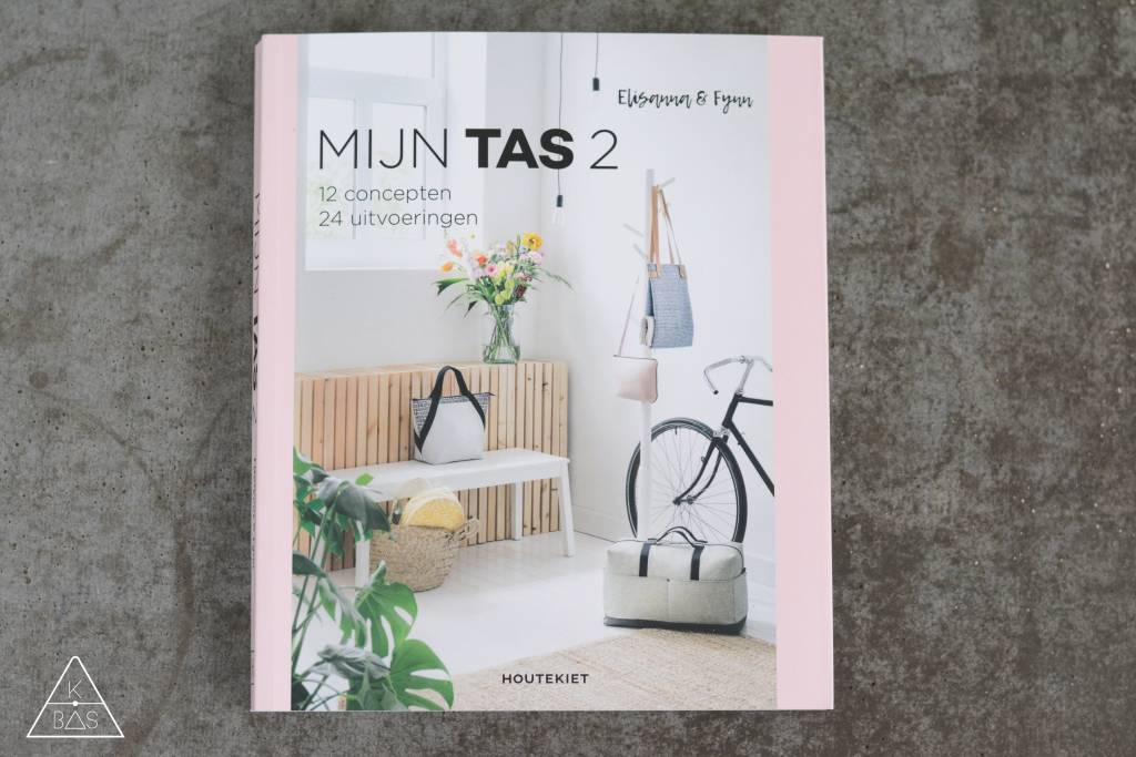 Houtekiet Boek 'Mijn tas 2'