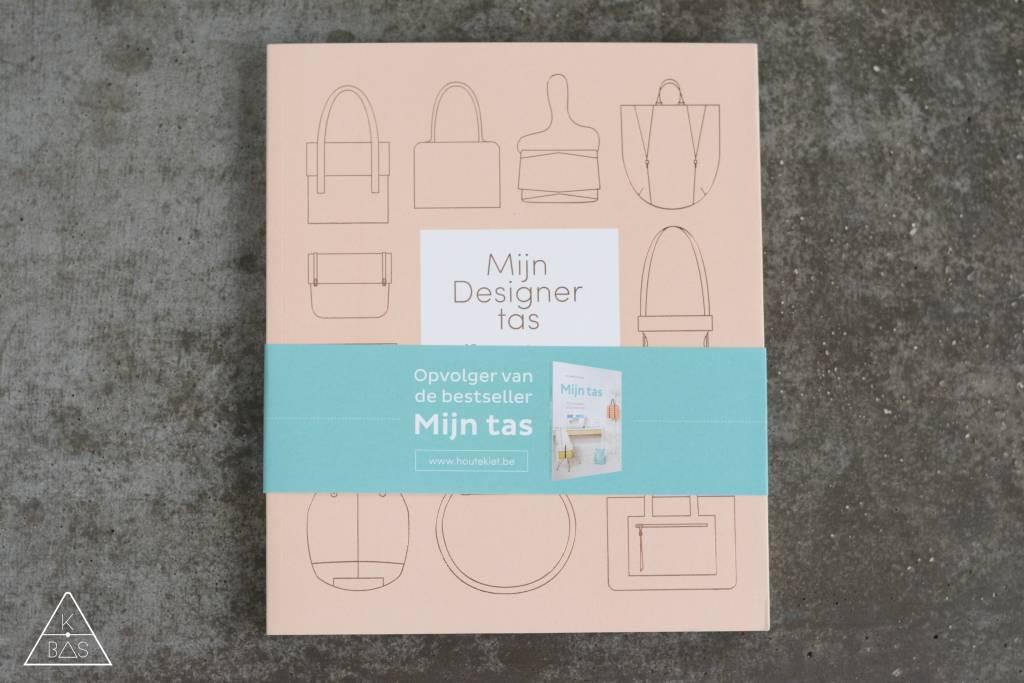 Houtekiet Boek 'Mijn Designertas'