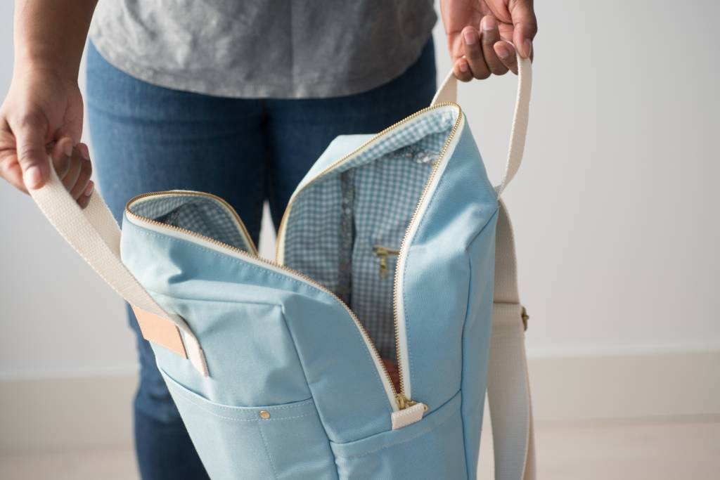 Noodlehead Making Backpack