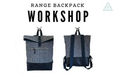 Workshop Range Backpack 23/2/2019