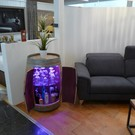 De LED Bar Barrel