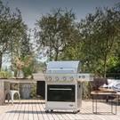 Boretti Boretti Maggiore Gasbarbecue
